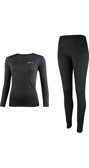 Stuf Riga 2-L - Set de sous-vêtements Femme - noir